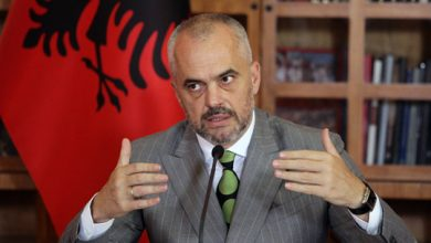 Photo of Albania's PM makes Cabinet reshuffle after student protest