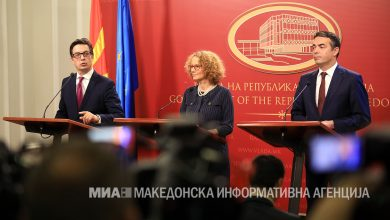 Photo of NATO accession talks begin; up to Parliament if Macedonia becomes a member