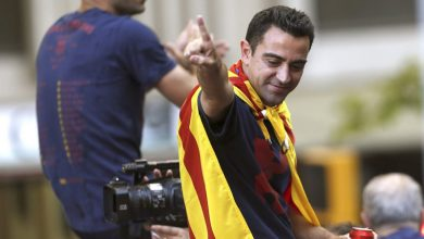 Photo of Xavi says dream Barcelona job offer came too soon