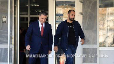 Photo of Judge rejects Gruevski's motion on delay of prison sentence
