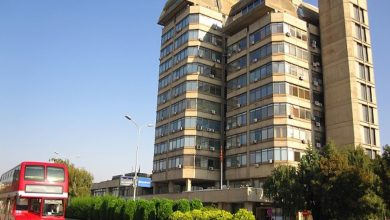 Photo of National Bank: Banks, savings houses, exchange offices remain operational