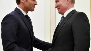 Photo of Macron plans video conference with Putin on international crises