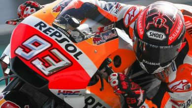 Photo of MotoGP: Marc Marquez wins third title in a row after Japan victory