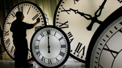 Photo of Daylight Saving Time begins this weekend