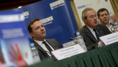 Photo of OSCE Mission to Skopje marks International Day to End Impunity for Crimes against Journalists