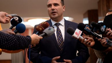 Photo of Zaev dismisses presidents of SDSM's municipal branches