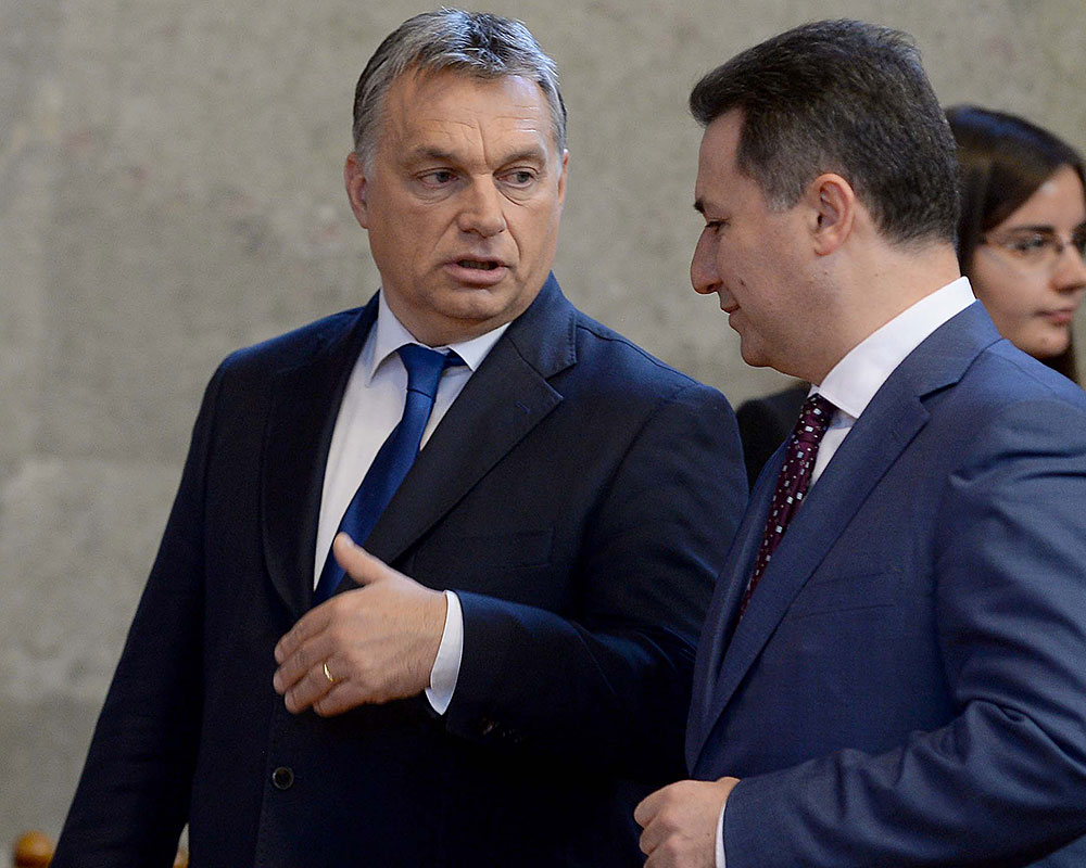 Communication on this topic: Orban says Hungary to evaluate Gruevski extradition , orban-says-hungary-to-evaluate-gruevski-extradition/