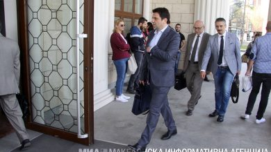 Photo of Court approves house arrest for Janakievski, Ristovski remains in Skopje prison