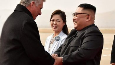 Photo of Presidenti i Kubës u takua me liderin verikorean Kim Xhong-un