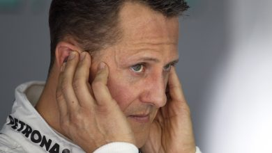 Photo of Le Parisien: Michael Schumacher in Paris hospital for cell treatment