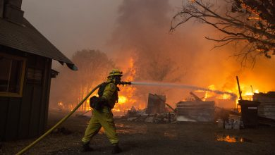 Photo of Insured losses from Cal wildfires top 11 billion as claims roll in