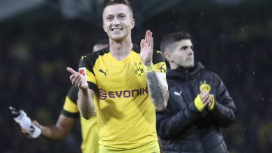 Photo of Dortmund's Reus voted German players' player of the season