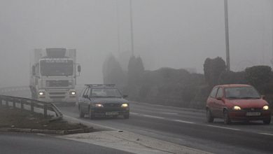 Photo of Dense fog reduces visibility on roads across Macedonia