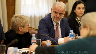 Photo of Xhaferi: I expect constitutional amendments session to be brief