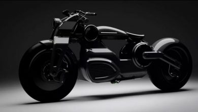 Photo of Curtiss unveils two new insane electric motorcycle versions that go 0-60 mph in 2.1s