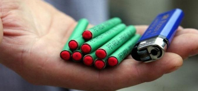 Photo of MoI: Firecrackers threaten health; sale punishable by law