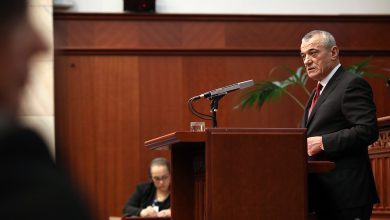 Photo of Albania strongly supports Macedonia, says Speaker Ruci