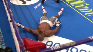 Photo of Whyte KOs Chisora in round 11 of heavyweight fight