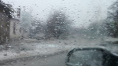 Photo of Traffic: Flurries from the north, drive carefully