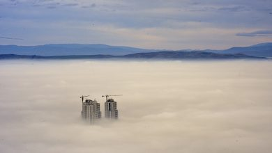 Photo of Skopje air still thick with PM, tops world's most polluted cities list again