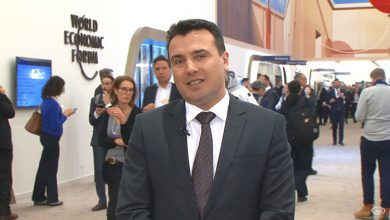 Photo of PM Zaev from Davos: Government stimulates companies to invest in Macedonia