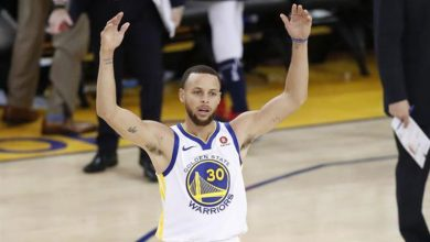 Photo of Basketball superstar Curry targets Olympics in 2020