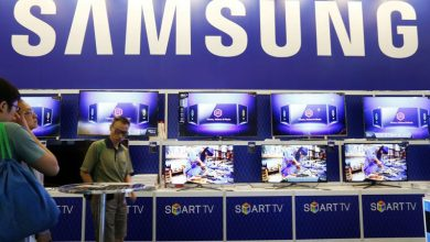 Photo of Samsung's operating profit plunges due to chip market woes