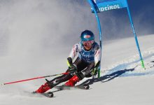 Photo of Shiffrin assured of third straight World Cup title