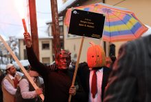 Photo of Vevchanians express unbridled excitement during famous carnival