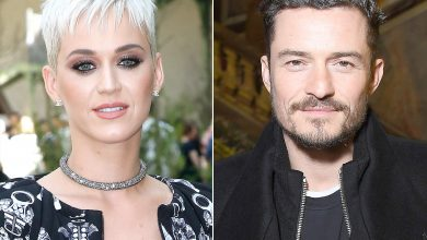 Photo of Katy Perry and Orlando Bloom 'get engaged'