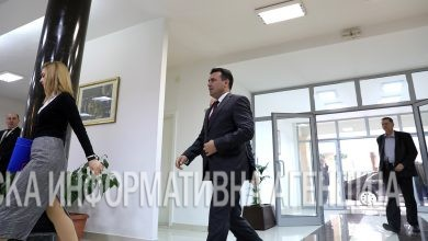 Photo of Zaev to discuss joint presidential candidate option with Thaci and Gasi