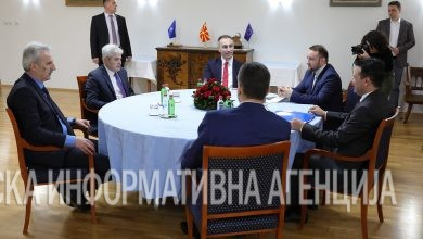 Photo of Zaev, Ahmeti to try and find joint presidential candidate
