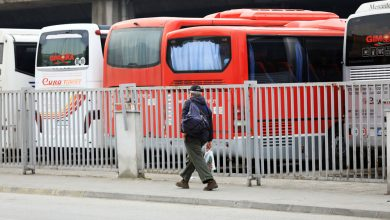 Photo of Bus transport drops by 64.8 pct in Q2 2020: statistics
