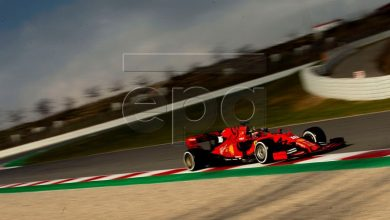 Photo of F1 testing: Leclerc fastest for Ferrari in Barcelona