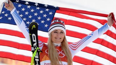 Photo of US ski queen Lindsey Vonn to retire after world championships in Sweden