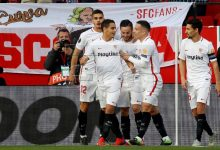 Photo of Sevilla beat Betis in derby as La Liga returns behind closed doors