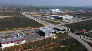 Photo of Free economic zones export amounts EUR 2.6 billion, import at EUR 2.2 billion