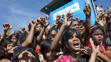 Photo of Rohingya welcome UN court ruling ordering Myanmar to prevent genocide