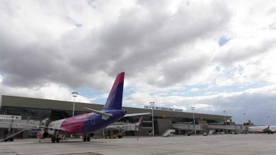 Photo of Wizz Air suspends routes to North Macedonia until June 14