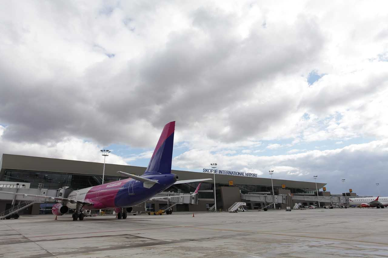 Wizz Air Suspends Routes To North Macedonia Until June 14 Mia