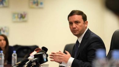 Photo of Deputy PM Osmani optimist over June decision for start of EU accession negotiations