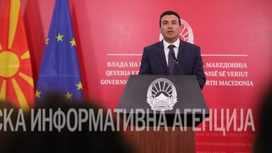 Photo of PM Zaev: Leaders of ruling SDSM, opposition VMRO-DPMNE to meet ahead of presidential elections