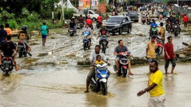 Photo of Flash floods, landslides in Indonesia's Papua province leave 73 dead