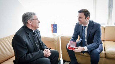 Photo of Deputy PM Osmani: Pope Francis is always welcome in Mother Theresa's birth place