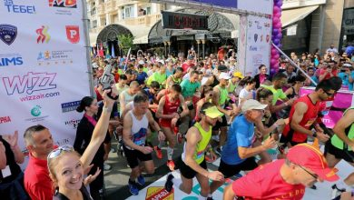 Photo of Wizz Air Skopje Marathon to take place May 4