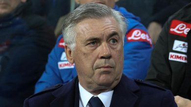 Photo of Napoli sack coach Carlo Ancelotti after first win in 10 games