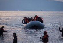 Photo of Report: Britain records new daily high in migrant boat crossings