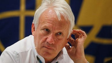 Photo of F1 race director Charlie Whiting dies ahead of Australian Grand Prix