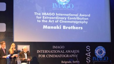 Photo of Manaki Brothers Film Festival wins IMAGO special recognition award