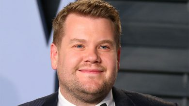 Photo of James Corden to host the Tony Awards — again